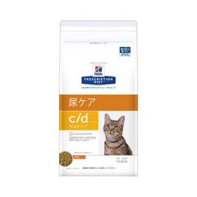 ペットの健康的な毎日を支えるアニマルヘルスサポート 日本ヒルズ 猫用 国内正規品 療法食 尿ケアc 特別セール品 dマルチケア 2kg