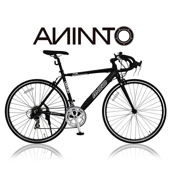 【SHIMANO 7段変速】 スタイリッシュ 自転車 おすすめ 【ANIMATOアニマート】 VIENTO クロスバイク 街乗り 700c 通勤 (ヴィエント) おしゃれ スピード