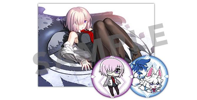【新品】「Fate/Grand Order」マシュセット C90 コミックマーケット90
