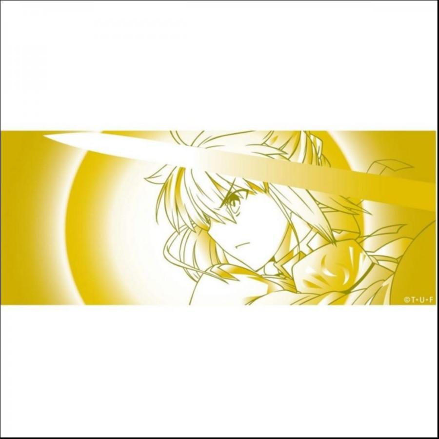 【新品】劇場版 Fate/stay night Heaven's Feel× PARCO コラボレーションストア 注染 手ぬぐい セイバー アルトリア・ペンドラゴン