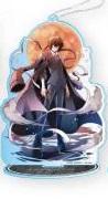 文豪ストレイドッグス 迷ヰ犬怪奇譚 ×コラボカフェ本舗 ブラインドアクリルスタンド 太宰治 黒の時代ver 単品