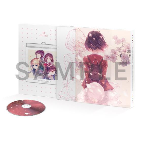 【新品】劇場版 冴えない彼女の育てかた Fine 劇場物販 パンフレット豪華版 パンフレット通常版+CD