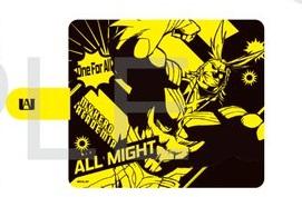【新品】僕のヒーローアカデミア 僕のヒーローアカデミア バイト作戦!限定 手帳型マルチスマホケース オールマイト 八木俊典
