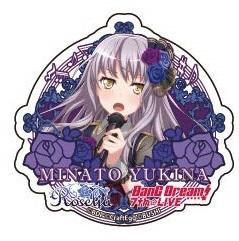 Roselia Bandori Ako Udagawa Capsule Acrylic Badge Pin Anime Vol.2 Bang Dream