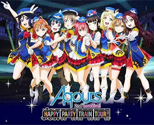 【新品】ラブライブ! サンシャイン!! Aqours 2nd LoveLive! HAPPY PARTY TRAIN TOUR Blu-ray Memorial BOX [Blu-ray]
