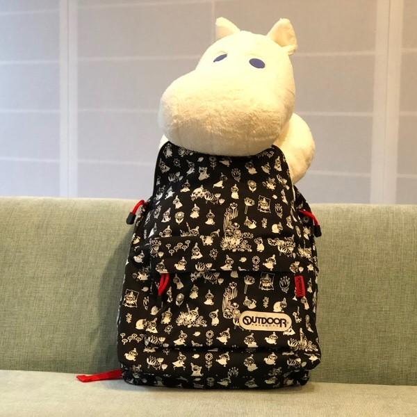 福袋 ムーミン ぬいぐるみ ブラインドパッケージ デイパック福袋 約22000円相当 クリスマス 年末 セール 送料込み