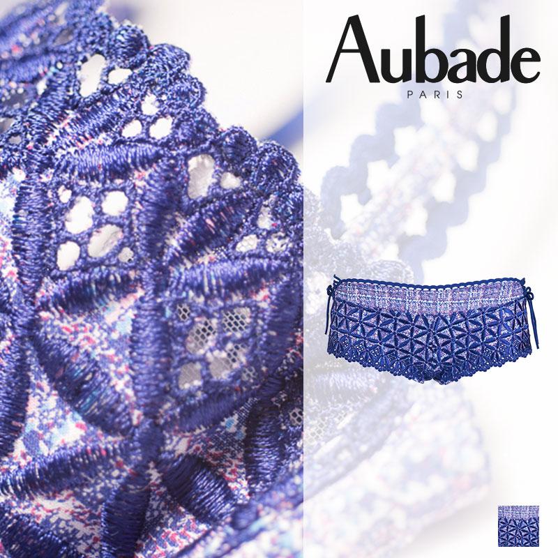 【20%オフ】新作登場!フランス【Aubade】オーバドゥ50 BAHIA ボクサー Tweedカラー(5070-9)