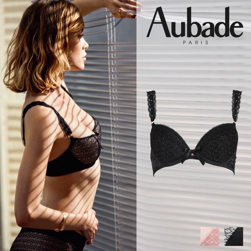 【20%オフ】新作登場!フランス【Aubade】オーバドゥFemme Aubade(フェム オーバドゥ)ダブルパデッド(MC18e)