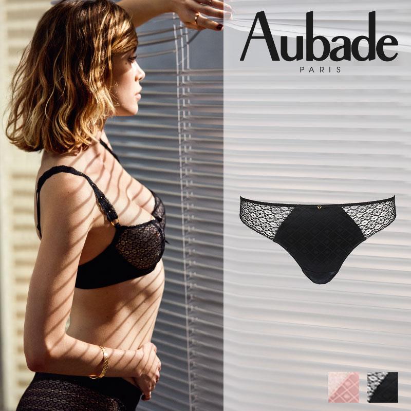 新作登場!フランス【Aubade】オーバドゥFemme Aubade(フェム オーバドゥ)タンガ(MC26)