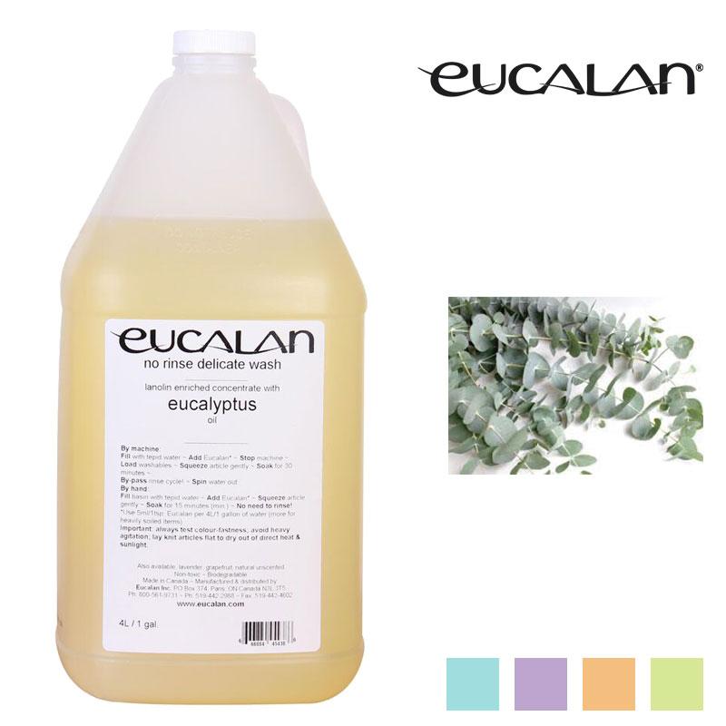 【eucalan】ランジェリー洗剤ユーカラン(4リットル) ユーカリ