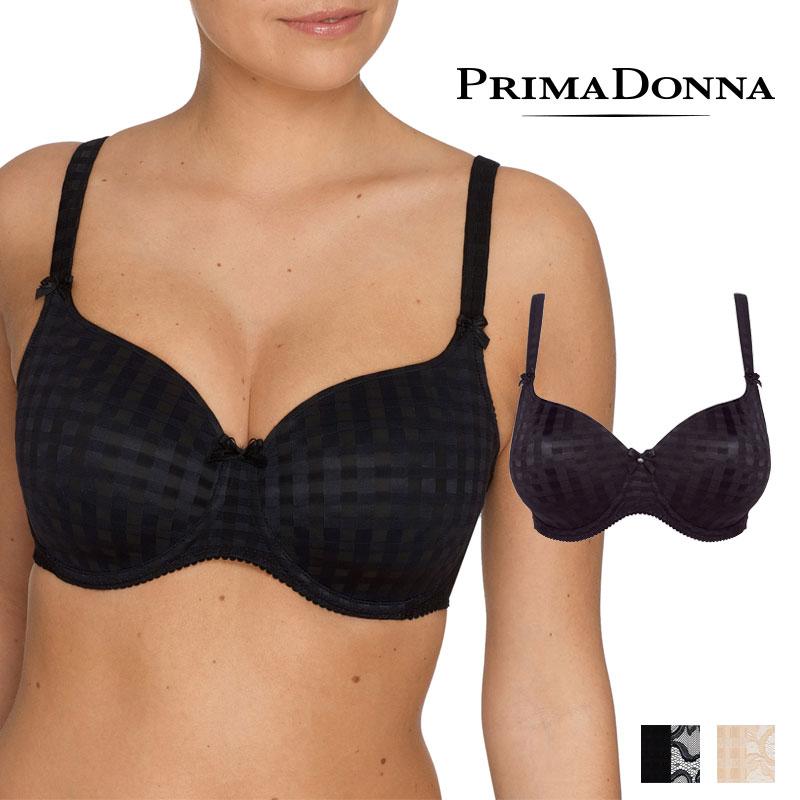 【予約購入】【Prima Donna】プリマドンナ MADISON(マディソン) モールドブラC,Dカップ(026-2120) 返品不可