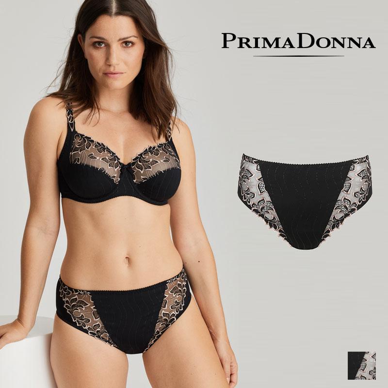 【Prima Donna】プリマドンナ DEAUVILLE ハイウエストショーツ Celebration Blackカラー(056-1811)