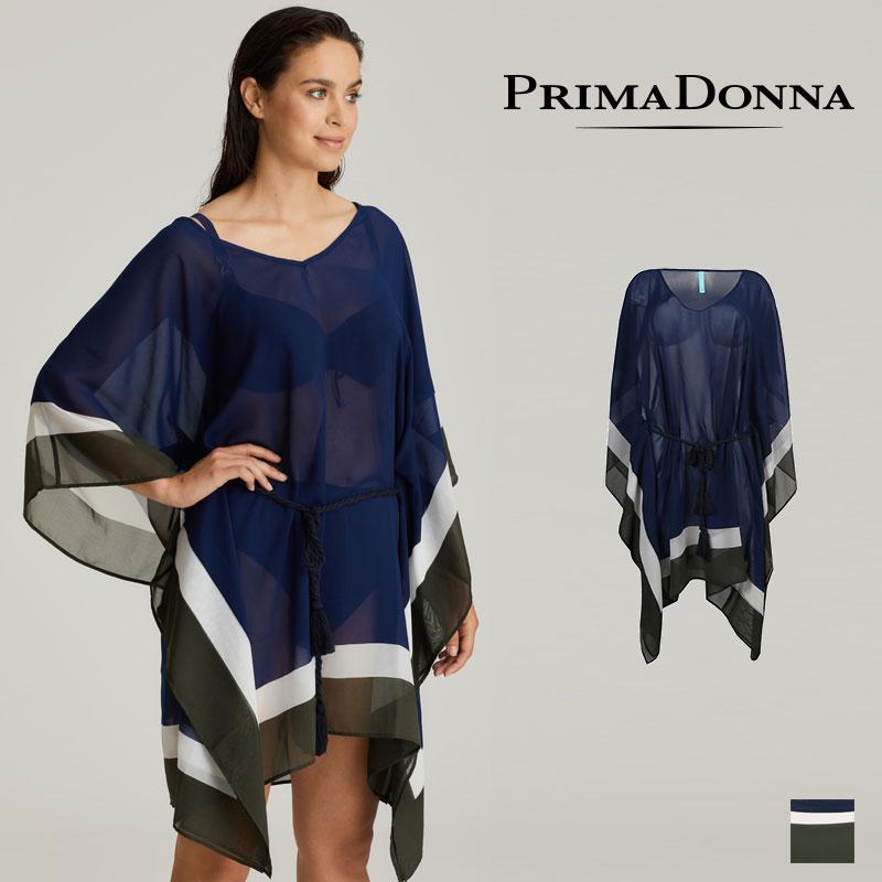 【Prima Donna】プリマドンナ スイムウエア OCEN DRIVE カフタン(400-2084) Dark Oliveカラー
