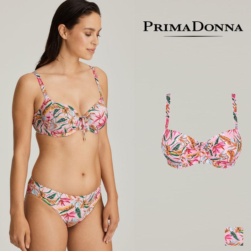 予約【Prima Donna】プリマドンナ スイムウエア SIROCCO バルコネットブラ(400-6916) Pink Paradiseカラー