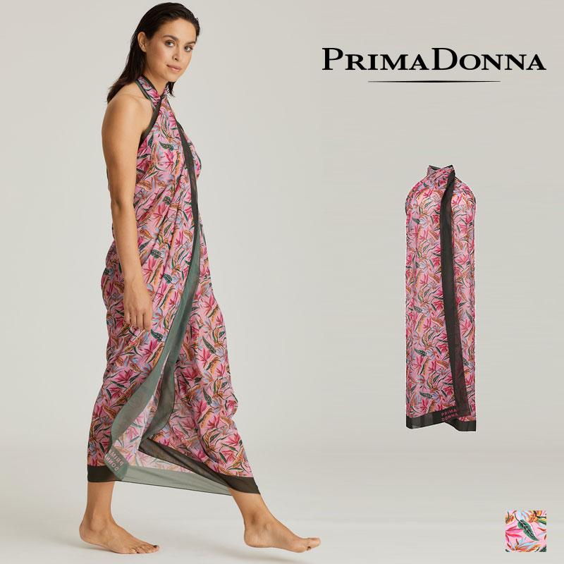 【Prima Donna】プリマドンナ スイムウエア SIROCCO パレオ(400-6982) Pink Paradiseカラー