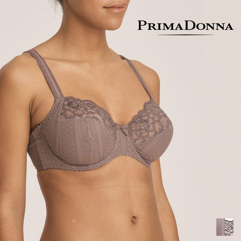 Prima Donna COUTURE ワイヤーブラ FGHIJカップ Agate greyカラー(016-2581)