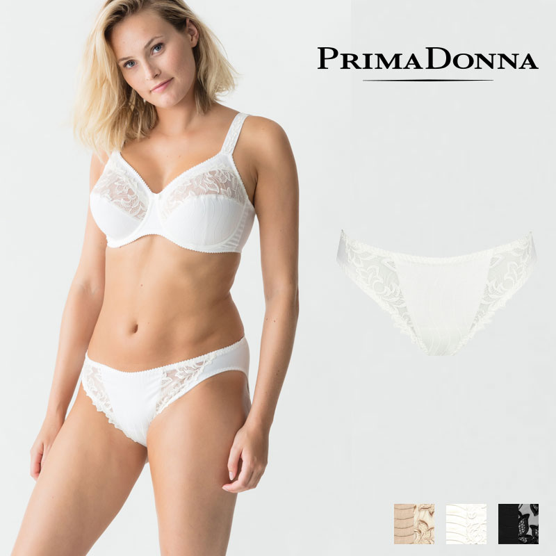 【予約購入】【Prima Donna】プリマドンナ DEAUVILLE(ドーヴィル) ブラジリアンショーツ(056-1810) NATURAL 返品不可