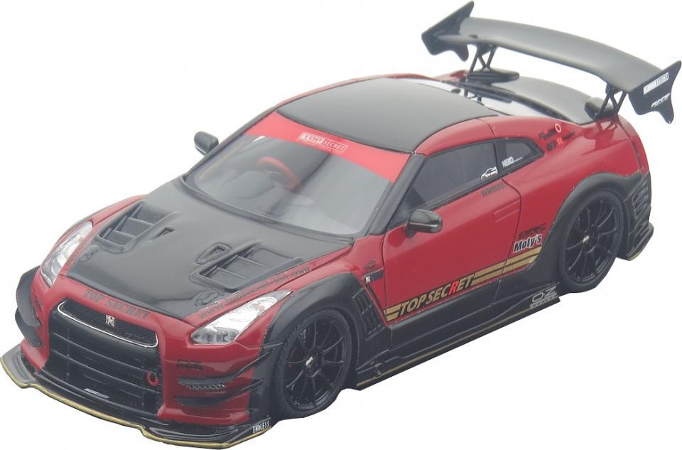 高い素材 1/43 Tiger Gate Gate Japan(タイガーゲートジャパン製) R35 TOP SECRET GT-R ミニカー Japan(タイガーゲートジャパン製) CAR MODEL TOP SECRET RED 自動車模型 ミニカー レーシングカー スーパーカー, 暮らしと健康くらぶ:82b670b1 --- blacktieclassic.com.au