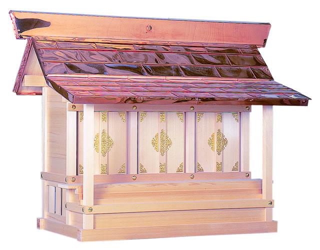 高級外宮 三社宮(木曽ひのき製)