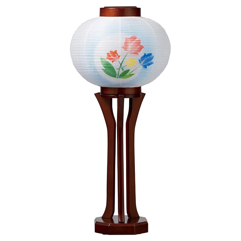 伝統の形を残した新しいスタイルの提灯です 100%品質保証 モダンな家具調仏壇に最適です 人気ブレゼント! 盆提灯 青藍8号 大内行灯 モダン行灯