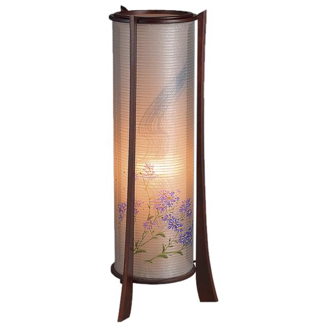 盆提灯|インテリア提灯|和風行灯 和照灯(紫苑)(No.2917)