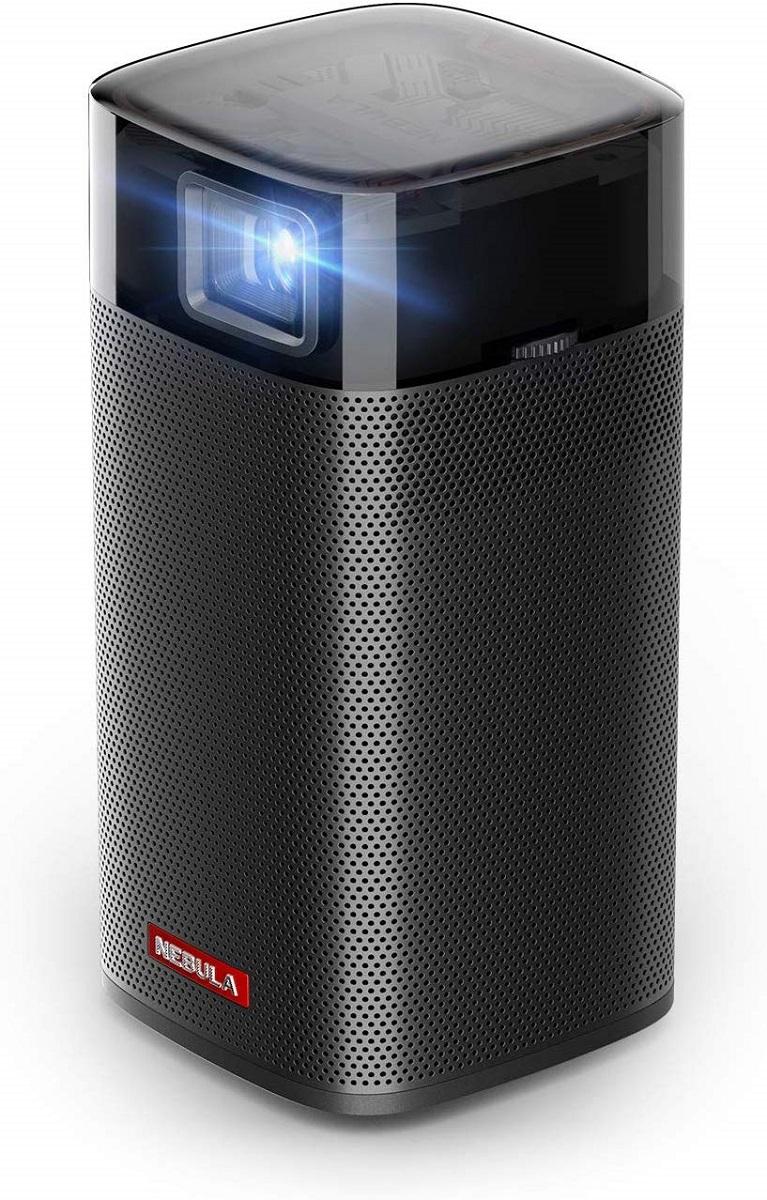 Anker Nebula Apollo(Android搭載モバイルプロジェクター)【200 ANSIルーメン / 6Wスピーカー / 最大100インチ投影可能 / 最大4時間再生】