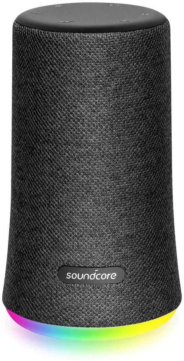 <title>防水 スマートフォン スピード対応 全国送料無料 ワイヤレス anker Anker Soundcore Flare Mini Bluetooth スピーカー 高音質 重低音 360°サウンド 10W出力 大音量 ステレオペアリング IPX7</title>