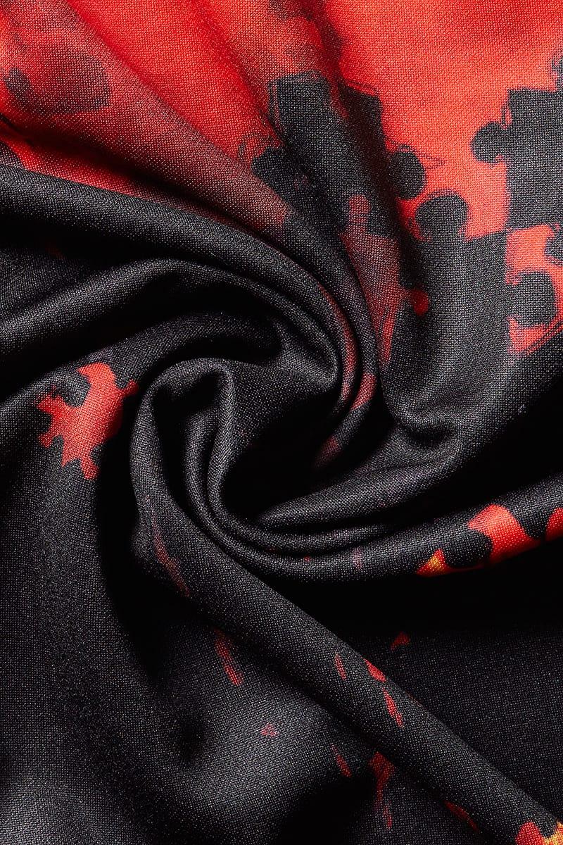 ankoROCK アンコロック うさ耳 ウサ耳 パーカー メンズ レディース ワンピース ユニセックス プルオーバー 服 ブランド 長袖 ロング丈 大きいサイズ ビッグシルエット オーバーサイズ 白 ホワイト 黒 ブラック プリント ハートTKJ1cFl