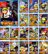 全巻セット【送料無料】【中古】DVD▼金色のガッシュベル!! Level 2(17枚セット)第51話~第100話▽レンタル落ち