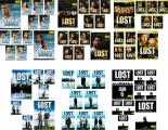 全巻セット【送料無料】【中古】DVD▼LOST ロスト(59枚セット)シーズン 1、2、3、4、5、ファイナル▽レンタル落ち 海外ドラマ