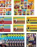 全巻セット【送料無料】【中古】DVD▼glee グリー 踊る♪合唱部!?(61枚セット)シーズン1、2、3、4、5、ファイナル、ザ・コンサート・ムービー▽レンタル落ち 海外ドラマ