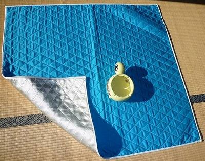 アンマクヤの燃えにくいシリカキルトマットシリカ繊維(高耐熱ガラス繊維)使用の最高級品【お買い物マラソン1215送料無料】