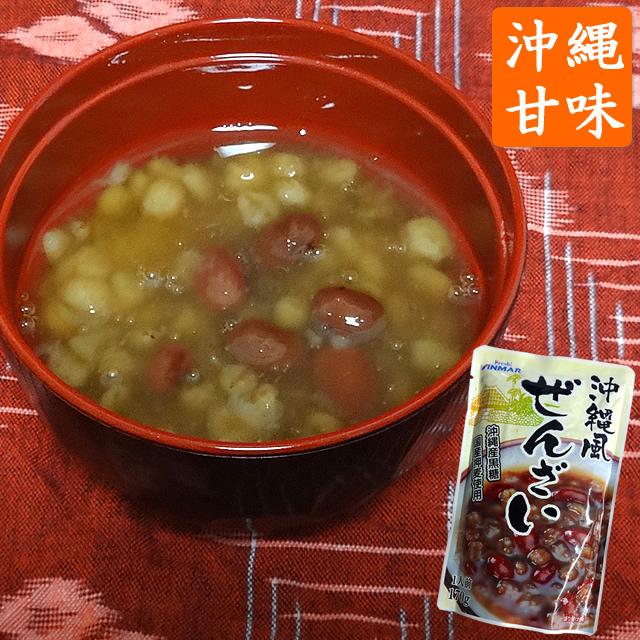 沖縄風ぜんざい(170g)アンマー 沖縄土産(常温)