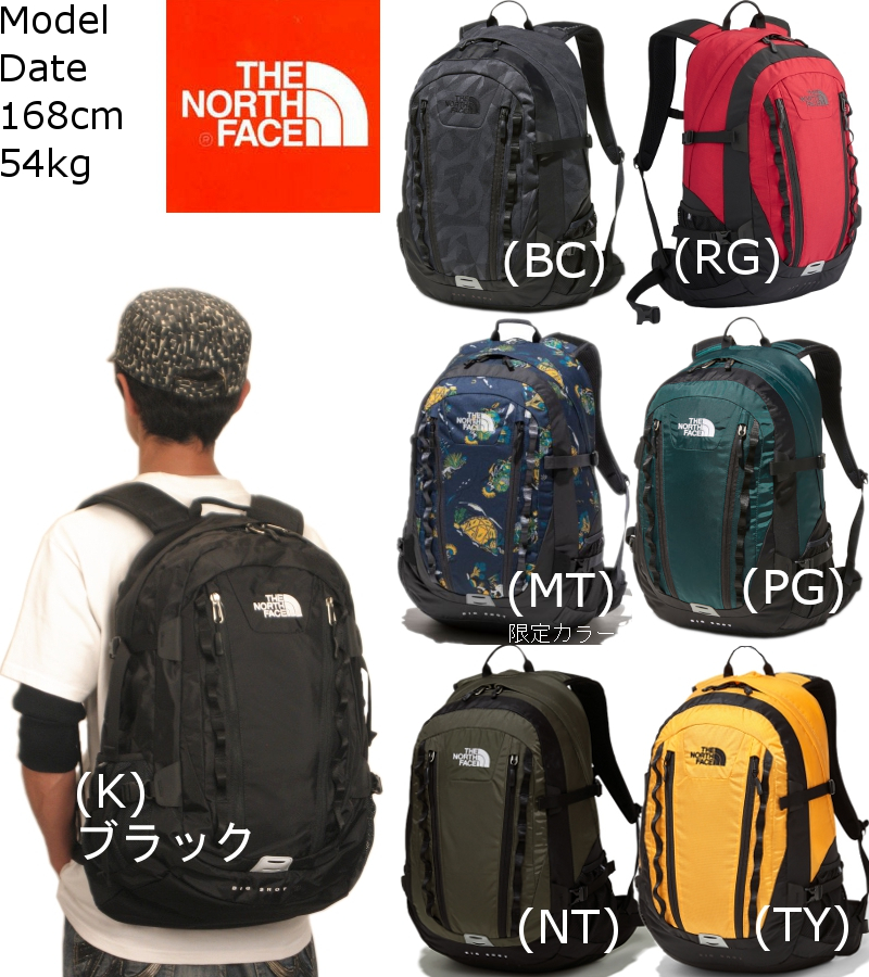 ea8d4c1ad Sales people cope on latest the North Face THE NORTH FACE rucksack day pack  backpack men PC storing possibility big shot BIG SHOT CL 32L-limited color  ...