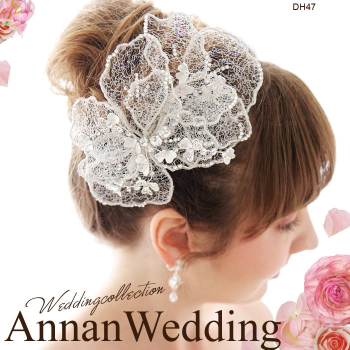 ヘッドドレス 花 ビジュー  結婚式 カチューシャ ヘアアクセサリー ヘアアクセサリー ウェディング 結婚式 ウェディング ヘッドドレス 花 小枝