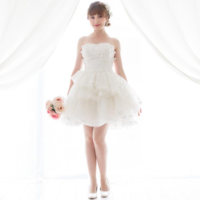 Mini Wedding Dress