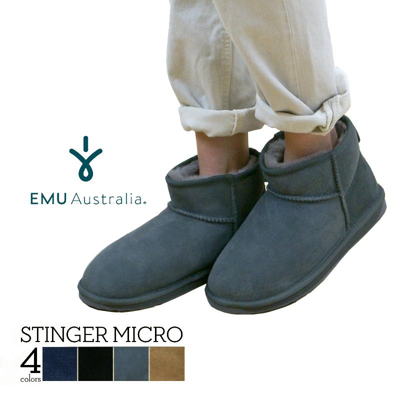 【emu/エミュー】SL ムートンブーツ スティンガーマイクロ/STINGER MICRO W10937 Markdown3
