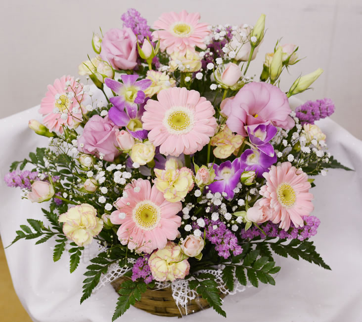 Expensive Birthday Flowers: Anne: Gerbera ˜� Designer Order Flower Gifts / Birthday