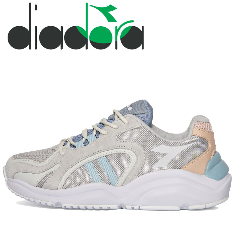 20SS DIADORA(ディアドラ) WHIZZ 370 WN 175738-5004 レディースシューズ