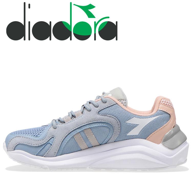 20SS DIADORA(ディアドラ) WHIZZ 370 WN 175738-5060 レディースシューズ