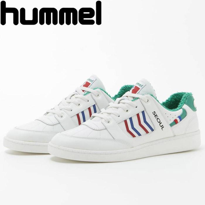 ヒュンメル SEOUL HERITAGE HM204622-9806 メンズシューズ hummel
