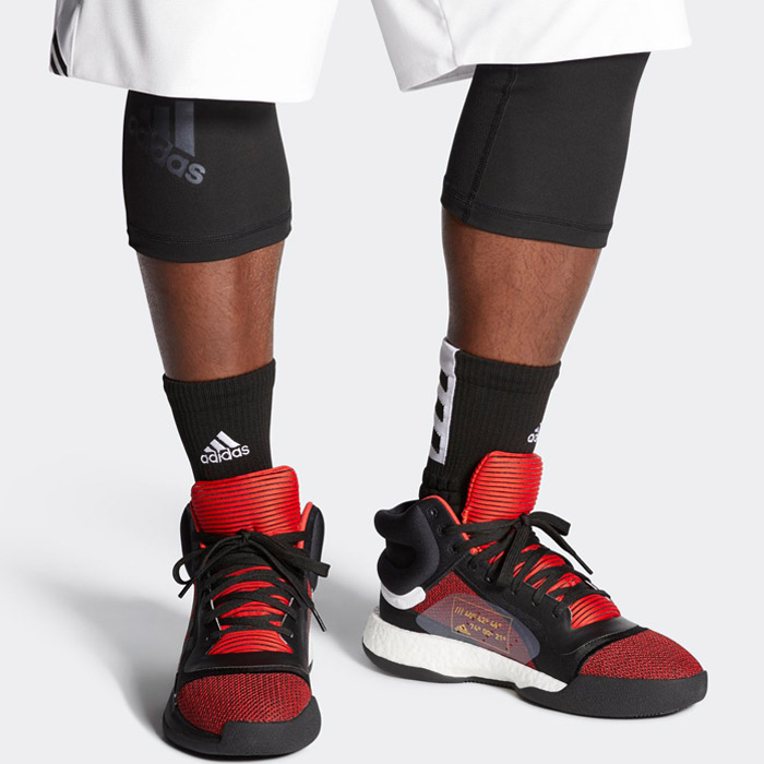 Adidas Marquee Boost basketball shoes men BTF07 G27735