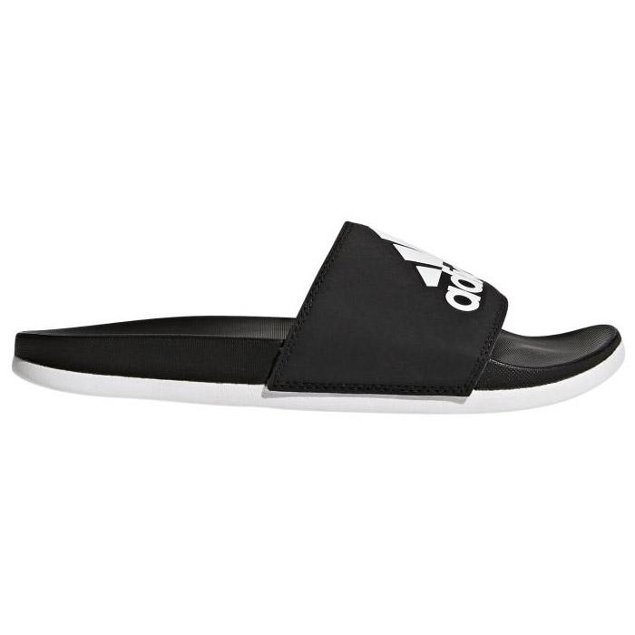 half off 43660 7f730 Adidas ADILETTE CF LOGO W sandals Ladys DWK67-CG3427