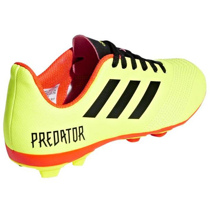9afefc80fb8 annexsports  Adidas predator 18.4 AI1 J soccer shoes youth FBX41 ...