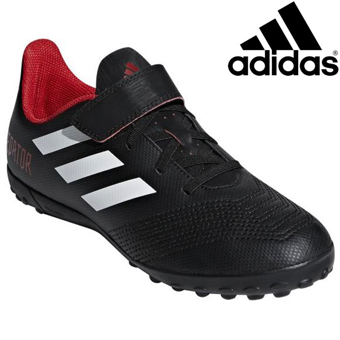 3eca42a04 Adidas predator tango 18.4 TF J Velcro soccer shoes youth FBX47-DB2341 ...