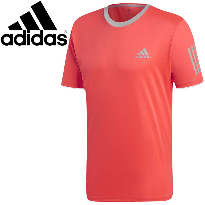 Adidas tennis TENNIS CLUB 3ST TEE T shirt men gap Dis FRW68 DU0860