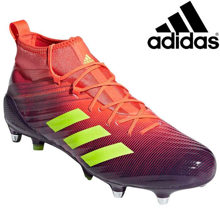 nouveau concept bee38 aa53f Adidas predator flare SG rugby shoes men BTF33-BB7965