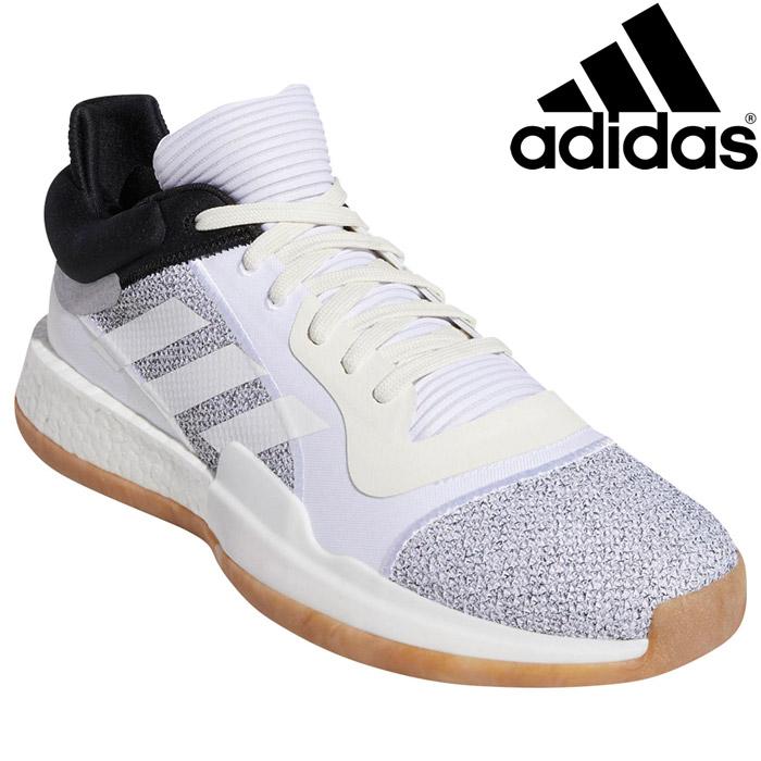アディダス Marquee Boost Low バスケットボールシューズ メンズ CET60-D96933