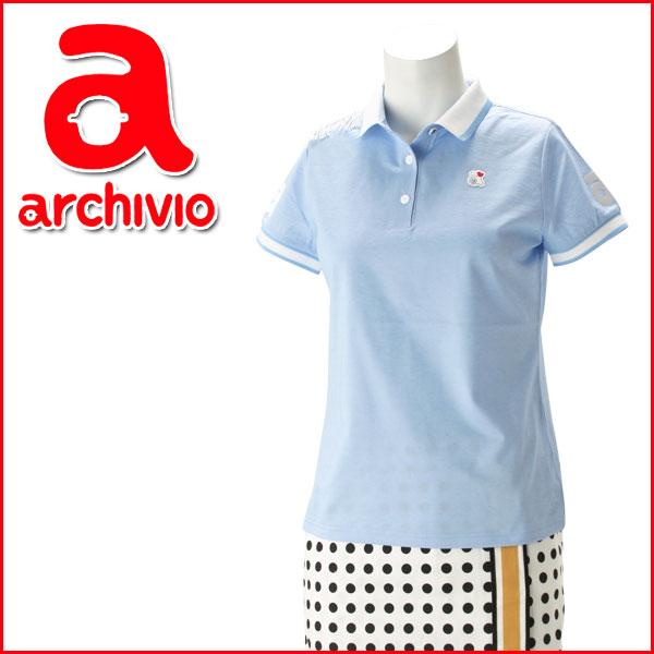 【最終処分 50%OFF】 アルチビオ ポロシャツ レディース A559331 archivio