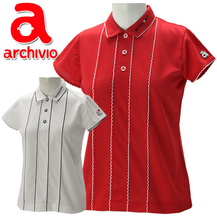 【期間限定プライスダウン】 アルチビオ archivio ゴルフウェア 半袖 Tシャツ A959415 レディース 2020年春夏